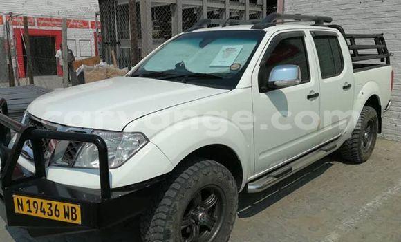 Buy Used Nissan Navara White Car in Ongwediva in Oshana