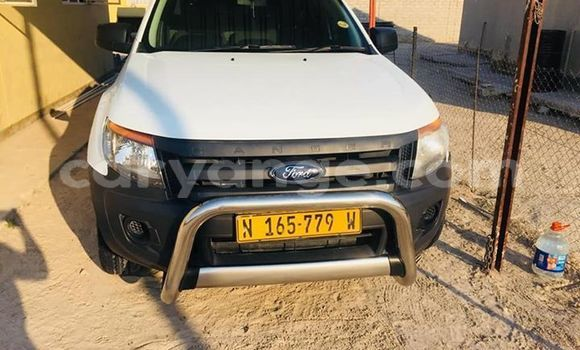 Buy Used Ford Ranger White Car in Ondangwa in Oshikoto