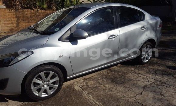 Buy Used Mazda Mazda 2 Silver Car in Walvis Bay in Namibia