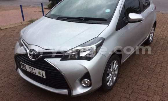 Buy Used Toyota Yaris Silver Car in Swakopmund in Namibia