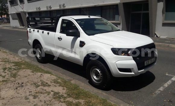 Buy Used Ford Ranger White Car in Tsumeb in Oshikoto