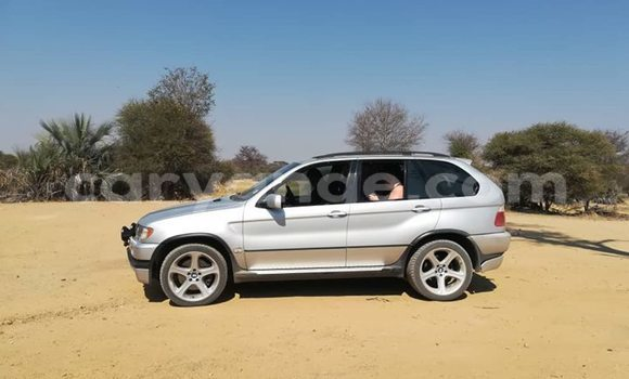 Buy Used BMW X5 Silver Car in Windhoek in Namibia