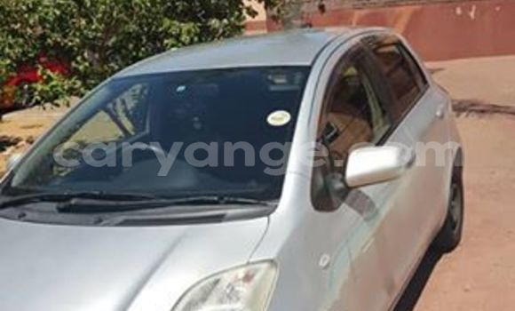 Buy Used Toyota Vitz Silver Car in Grootfontein in Namibia