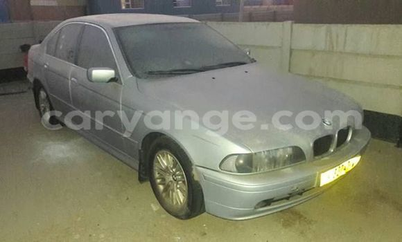 Buy Used BMW 3–Series Silver Car in Swakopmund in Namibia