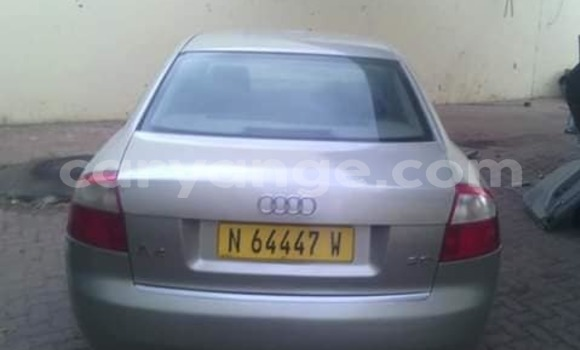 Buy Imported Audi A4 Silver Car in Windhoek in Namibia