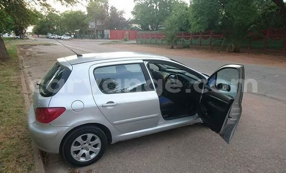 Buy Imported Peugeot 307 Silver Car in Tsumeb in Oshikoto