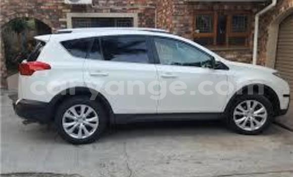 Buy Used Toyota Yaris White Car in Kuisebmond in Erongo