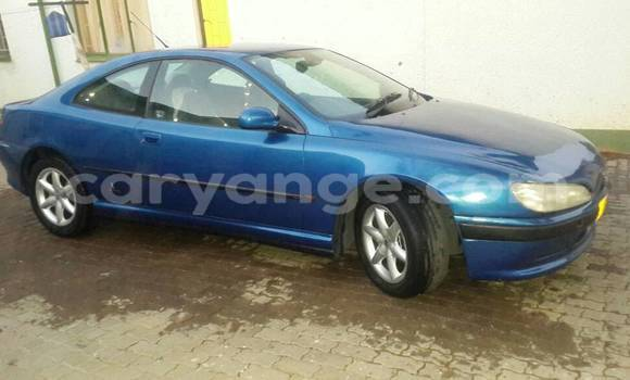 Buy Used Peugeot 406 Blue Car in Windhoek in Namibia