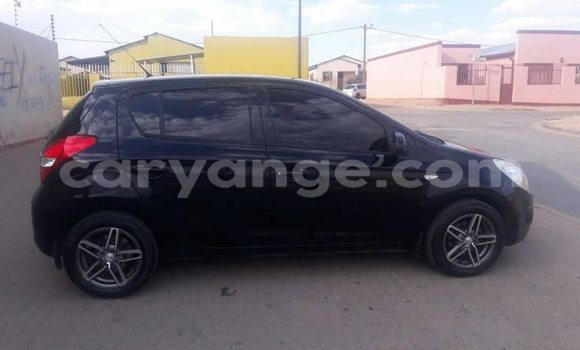 Buy Used Hyundai i20 Black Car in Windhoek in Namibia