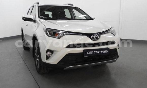 Buy Used Toyota RAV 4 White Car in Khorixas in Kunene