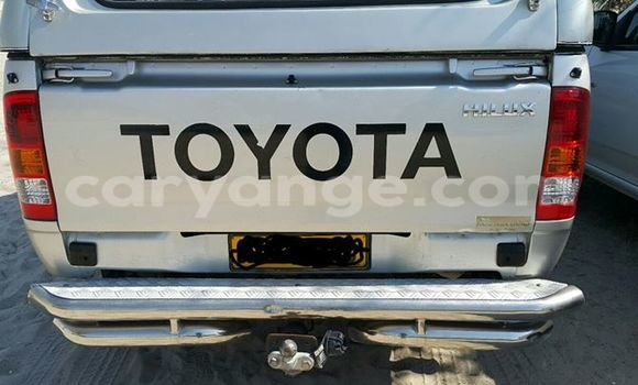 Buy Used Toyota 4Runner Silver Car in Windhoek in Namibia