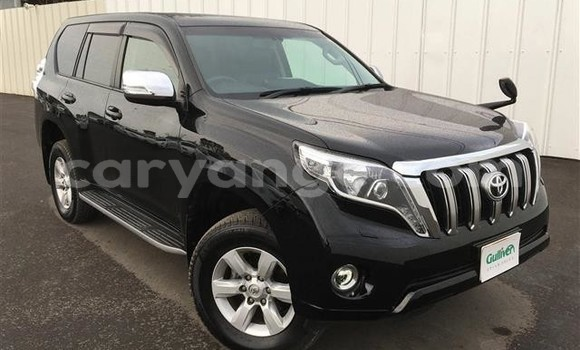 Buy Import Toyota Land Cruiser Prado Black Car in Walvis Bay in Namibia