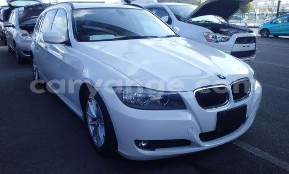 Buy Used BMW 3–Series White Car in Walvis Bay in Namibia