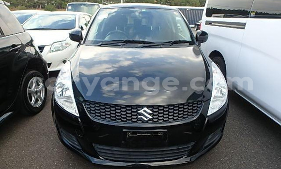 Buy Used Suzuki Swift Black Car in Walvis Bay in Namibia