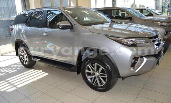 Buy Used Toyota Fortuner Silver Car in Grootfontein in Namibia