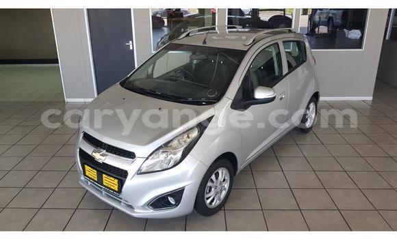 Buy Used Chevrolet Spark Silver Car in Aranos in Hardap