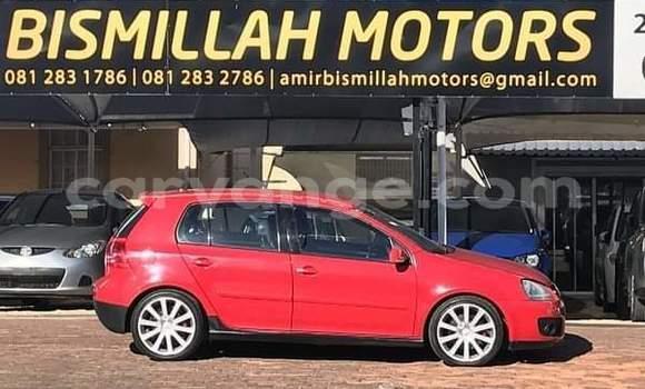 Buy Used Volkswagen Golf GTI Red Car in Windhoek in Namibia
