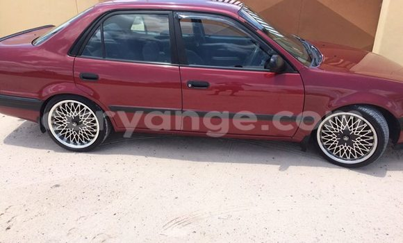 Buy Used Toyota 4Runner Red Car in Windhoek in Namibia