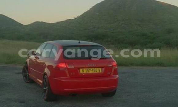 Buy Used Audi A3 Red Car in Windhoek in Namibia
