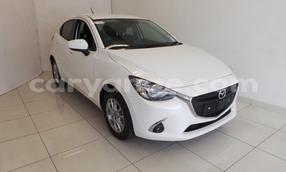Buy Used Mazda 3 White Car in Windhoek in Namibia