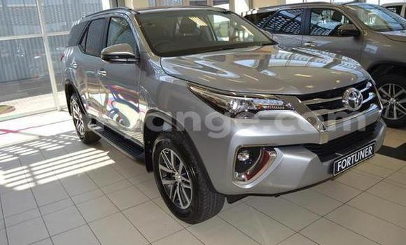 Buy Used Toyota Fortuner Silver Car in Aranos in Hardap