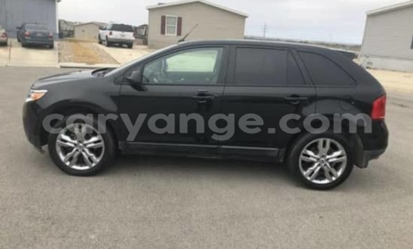 Buy Used Ford Edge Black Car in Karasburg in Karas