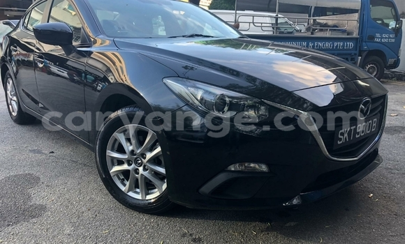Buy Used Mazda 3 Black Car in Walvis Bay in Namibia