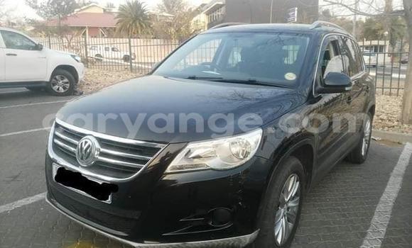 Buy Used Volkswagen Tiguan Black Car in Windhoek in Namibia