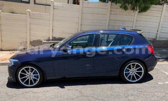 Buy Used BMW 1er Blue Car in Windhoek in Namibia