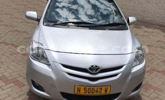 Buy Used Toyota Yaris Silver Car in Windhoek in Namibia