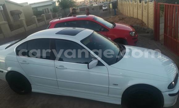 Buy Used BMW 3–Series White Car in Windhoek in Namibia