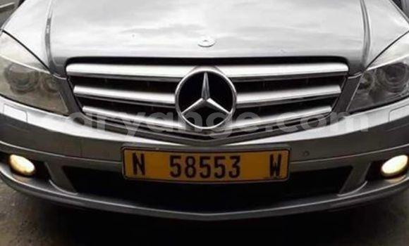 Buy Used Mercedes-Benz C-klasse Silver Car in Swakopmund in Namibia