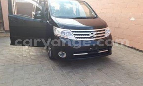 Buy Used Nissan Serena Black Car in Walvis Bay in Namibia