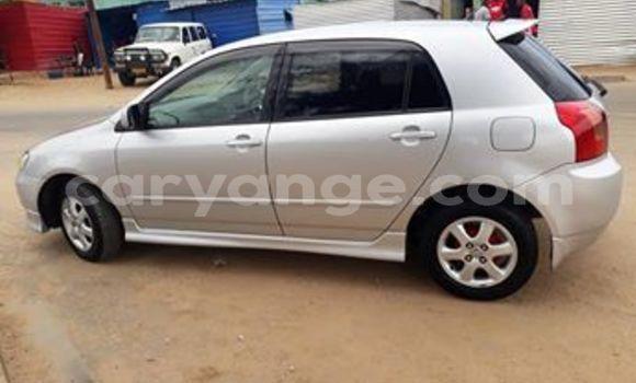 Buy Used Toyota Rush Silver Car in Windhoek in Namibia
