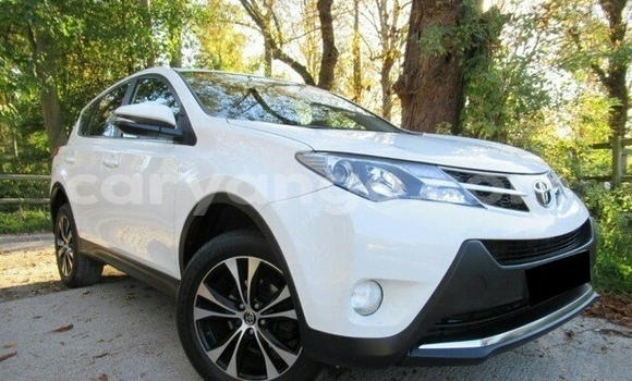 Buy Used Toyota RAV4 White Car in Henties Bay in Erongo