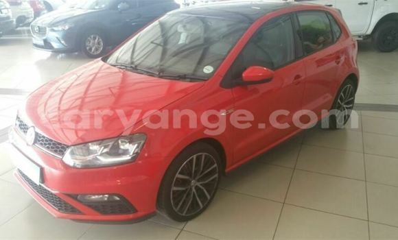 Buy Used Volkswagen Polo Red Car in Walvis Bay in Namibia
