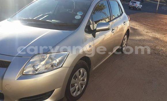 Buy Used Toyota 4Runner Silver Car in Windhoek in Namibia