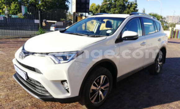 Buy Used Toyota RAV 4 White Car in Arandis in Kunene