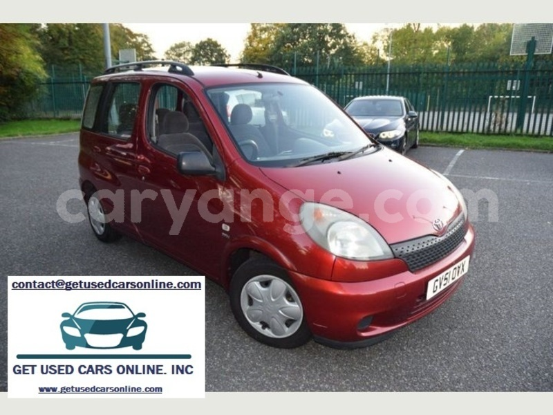 Big with watermark toyota yaris verso 1.3 vvt i verso gs 5dr2