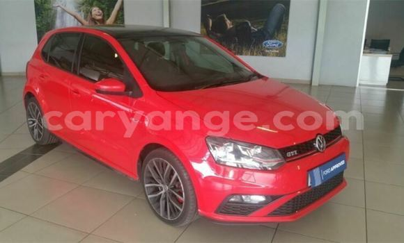 Buy Used Volkswagen Polo GTI Red Car in Windhoek in Namibia