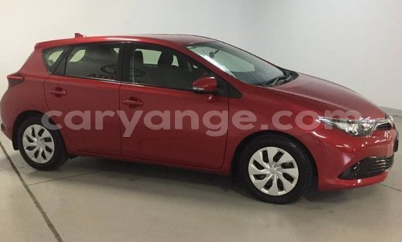 Buy Import Toyota Corolla Red Car in Warmbad in Karas
