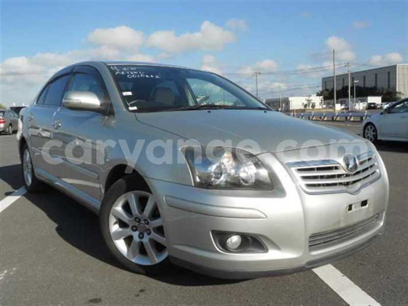 Big with watermark 2009 toyota avensis 2