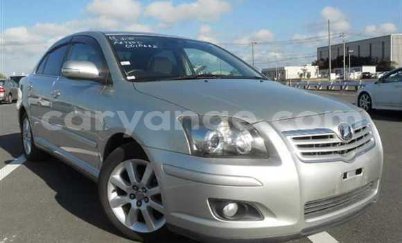 Buy Used Toyota Avensis Silver Car in Grootfontein in Namibia