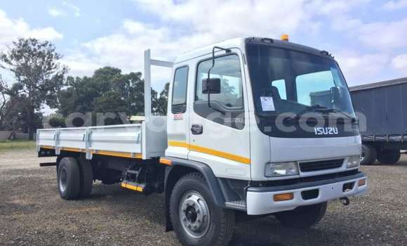 Buy Used Isuzu FTR 850 White Truck in Arandis in Kunene