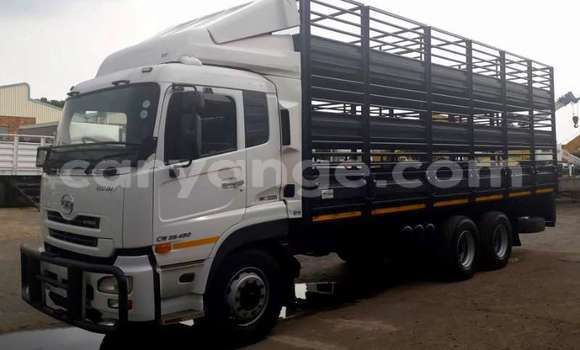 Buy Used DAF CF White Truck in Arandis in Kunene