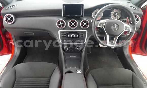 Buy Used Mercedes-Benz A-klasse Red Car in Outjo in Kunene