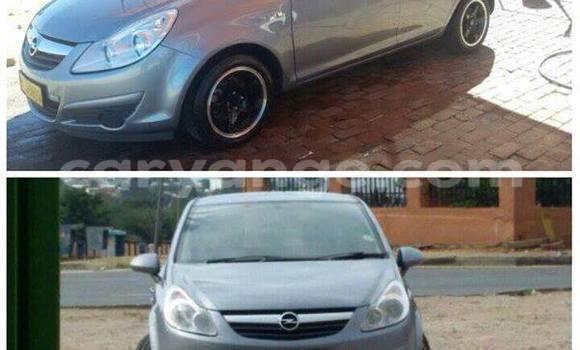 Buy New Opel Astra Silver Car in Windhoek in Namibia