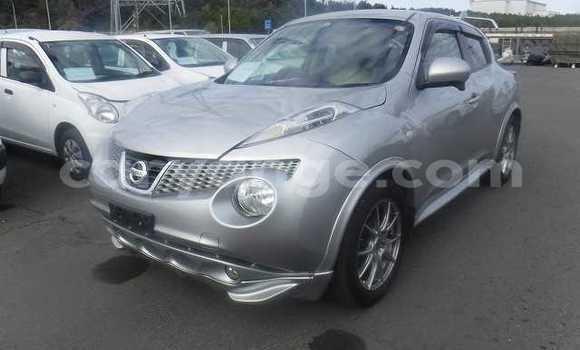 Buy Used Nissan Juke Silver Car in Otavi in Oshikoto