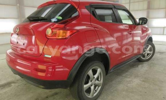 Buy Used Nissan Juke Red Car in Henties Bay in Erongo