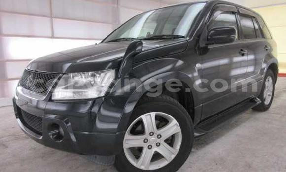 Buy Used Suzuki Escudo Black Car in Ongandjera in Omusati